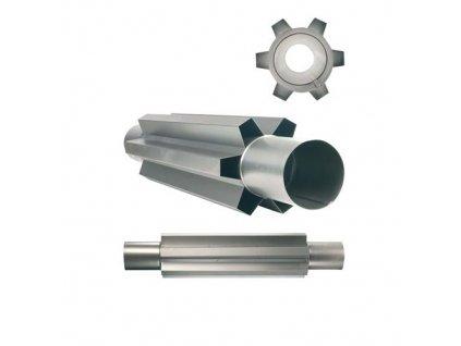 MARS SVRATKA 2257 - výměník tepla pr.132mm/1000mm
