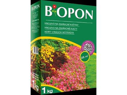 Biopon - zahradní květiny 1 kg
