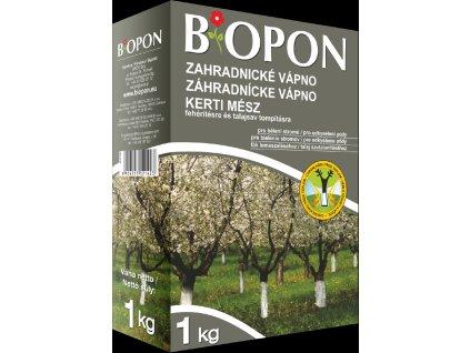 Biopon - zahradnické vápno 1 kg