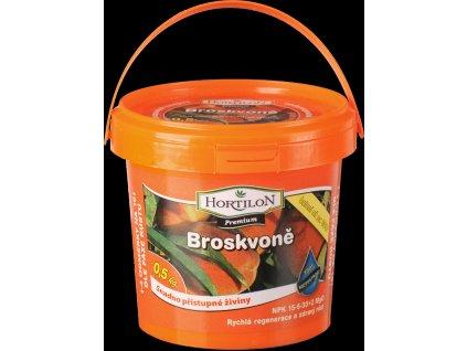 Hortilon - Broskvoně 500 g kbelík