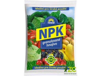 Hnojivo NPK - 1 kg /minerální 11-7-7/