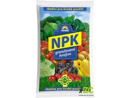 Hnojivo NPK - 5 kg /minerální 11-7-7/