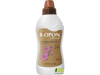 Biopon - Natural Vermikompost na orchideje 500 ml