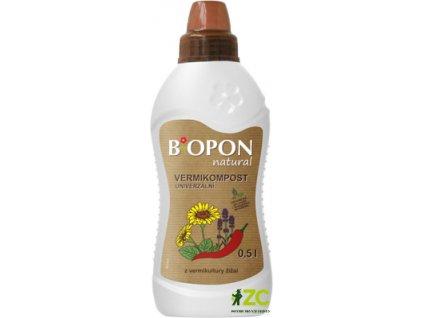Biopon - Natural Vermikompost univerzální 500 ml