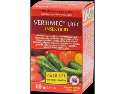 Vertimec 1,8 SC - 12 ml