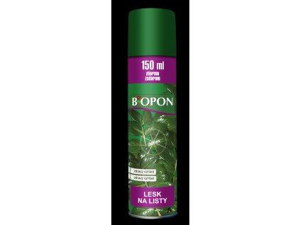 Biopon lesk - 600 ml sprej + 150 ml zdarma
