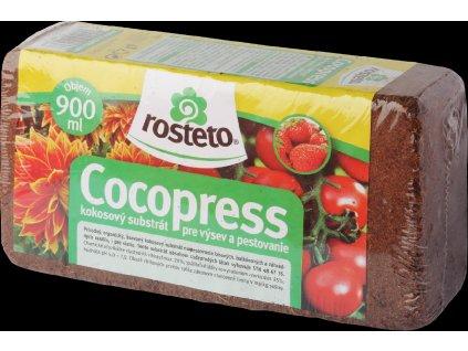 Cocopress Rosteto - kokosové vlákno 650 g