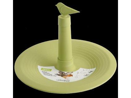 Pítko pro ptáky - FINCH olivová