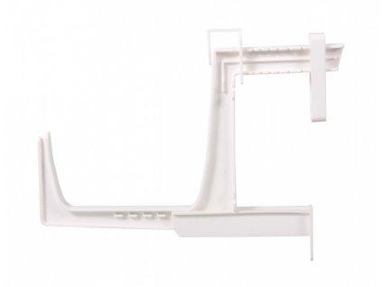 Držák samozavlažovacího truhlíku EXTRA LINE bílý