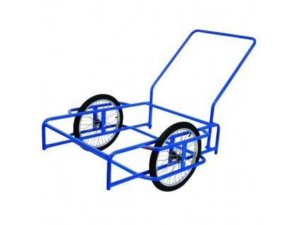 GOLEM - vozík ruční dvoukolový 1030x1110x260 mm