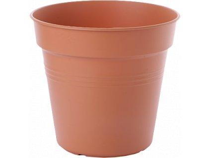 Květináč Green Basics - mild terra 13 cm