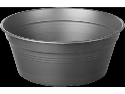 Žardina Green Basics Bowl - living black 38 cm