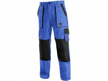 Pánské kalhoty CXS LUXY JOSEF, modro-černé