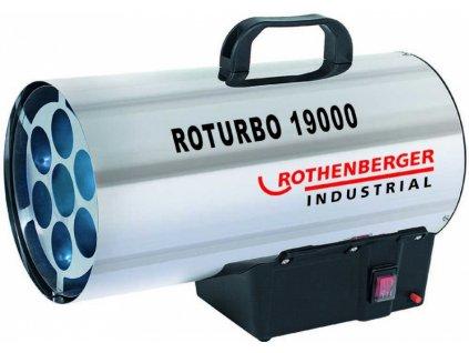 Topení PB ROTURBO 19000