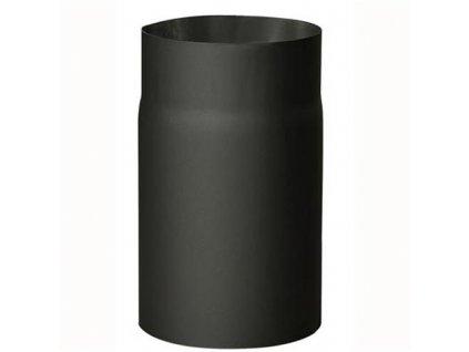 roura kouřová 120mm/ 250 t.1,5mm ČER