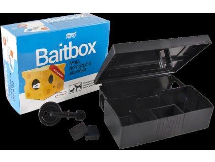 Stanička deratizační BAITBOX malá