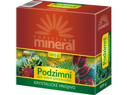 Hnojivo MINERAL krystalické podzimní 400g