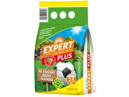 Hnojivo GRASS EXPERT PLUS na trávník 2,5kg