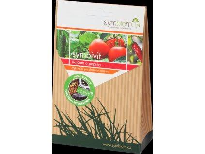 Mykorhizní přípravek SYMBIVIT na rajčata a papriky 750g