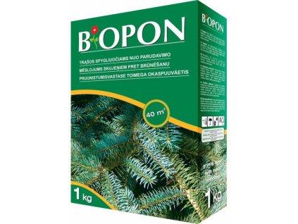 Biopon hnojivo na jehličnany 1 kg