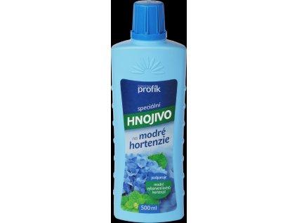 Hnojivo PROFÍK na modré hortenzie 500ml