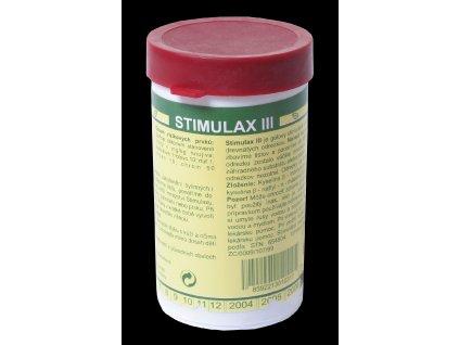 Stimulátor růstu STIMULAX III 130ml