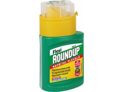 Roundup 140 ml Flexi na plevel