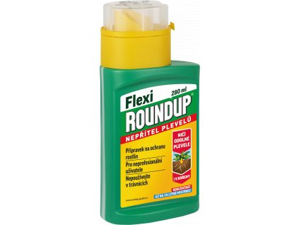 Roundup 280 ml Flexi na plevel