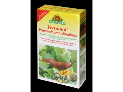 Neudorff Ferramol - přípravek proti slimákům 500g