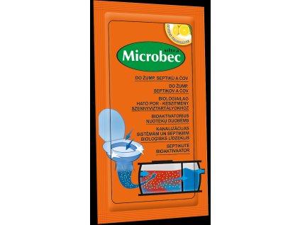 Aktivátor septiků a žump BROS MICROBEC 25g