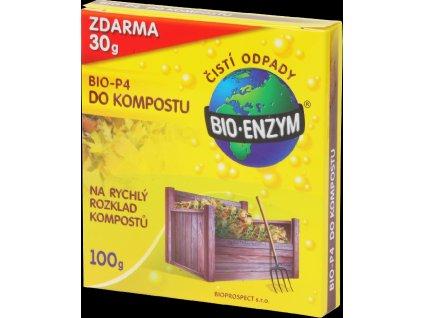 Aktivátor kompostu BIO-P4 100g