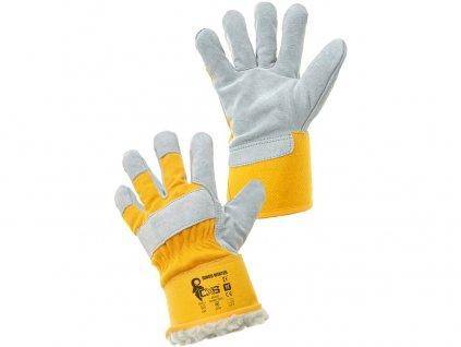 Kombinované zimní rukavice CXS DINGO WINTER