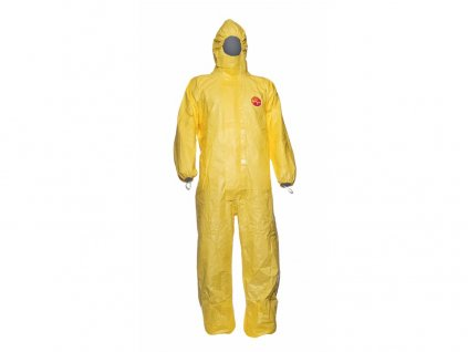 Jednorázový oblek Tychem 2000 C, žlutý