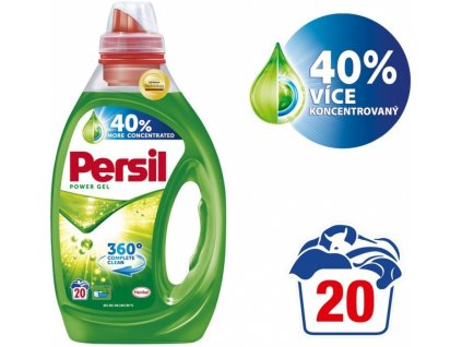 Persil 360° Complete Clean Power Gel 1 l 20 PD
