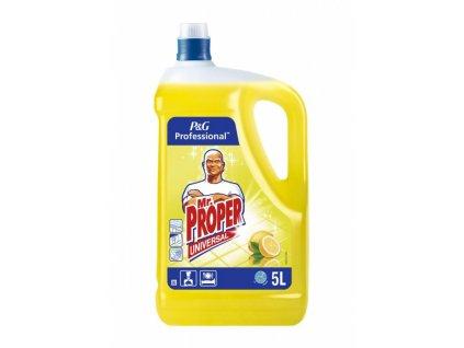 Mr.Proper univerzální čistič Lemon 5 l