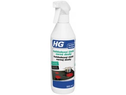 HG 109 každodenní čistič na keramické varné desky 500ml
