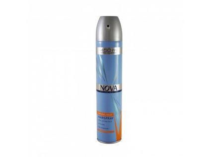 Nova Natural Hold lak na vlasy extra silně tužící 450 ml