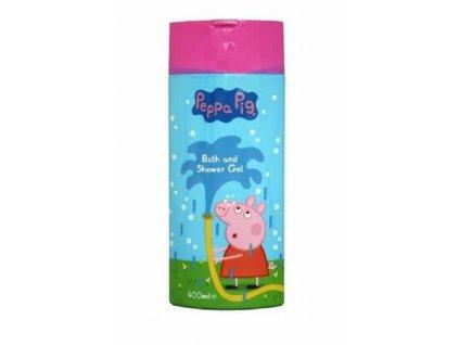 PEPPA PIG - Sprchový gel a pěna pro děti 400 ml