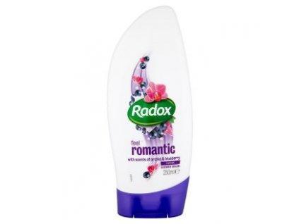 Radox Feel Romantic sprchový gel 250 ml