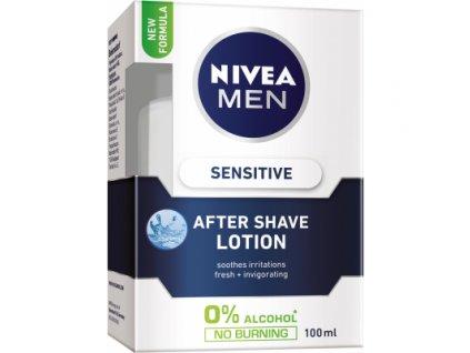 Nivea Men Sensitive, voda po holení, 100 ml