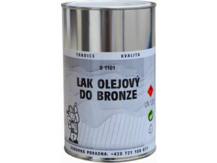 Teluria Lak do bronze O1101, 800 g