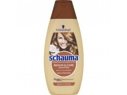 Schauma Repair & Care šampon na vlasy, 400 ml