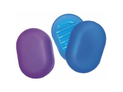 AbellA krabička na mýdlo cestovní, různé barvy