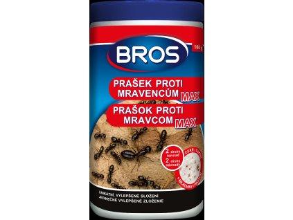 Insekticid BROS MAX prášek proti mravencům 100g