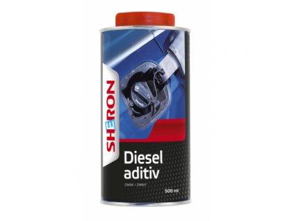 Sheron Diesel Aditiv zimní, 500 ml