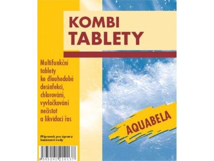 AQUABELA KOMBI TABLETY 1 kg