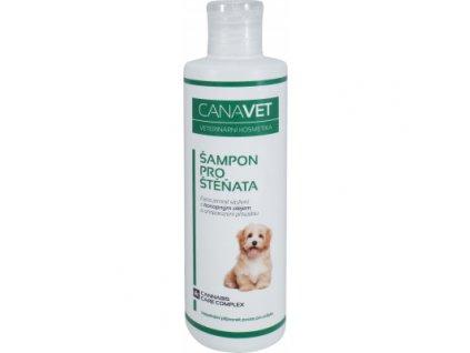 Canavet antiparazitní šampon pro štěňata, 250 ml