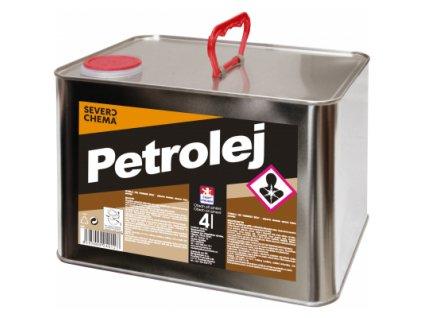 Severochema petrolej 4 l