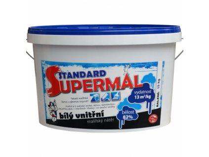 Supermal Standard malířská barva, 15 kg