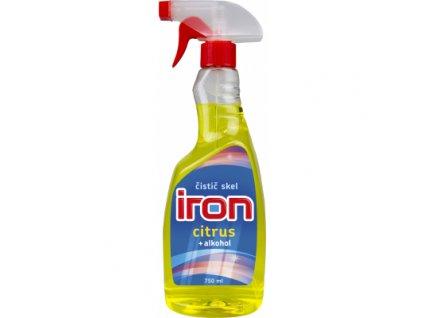 Iron Citrus čistič oken, 750 ml